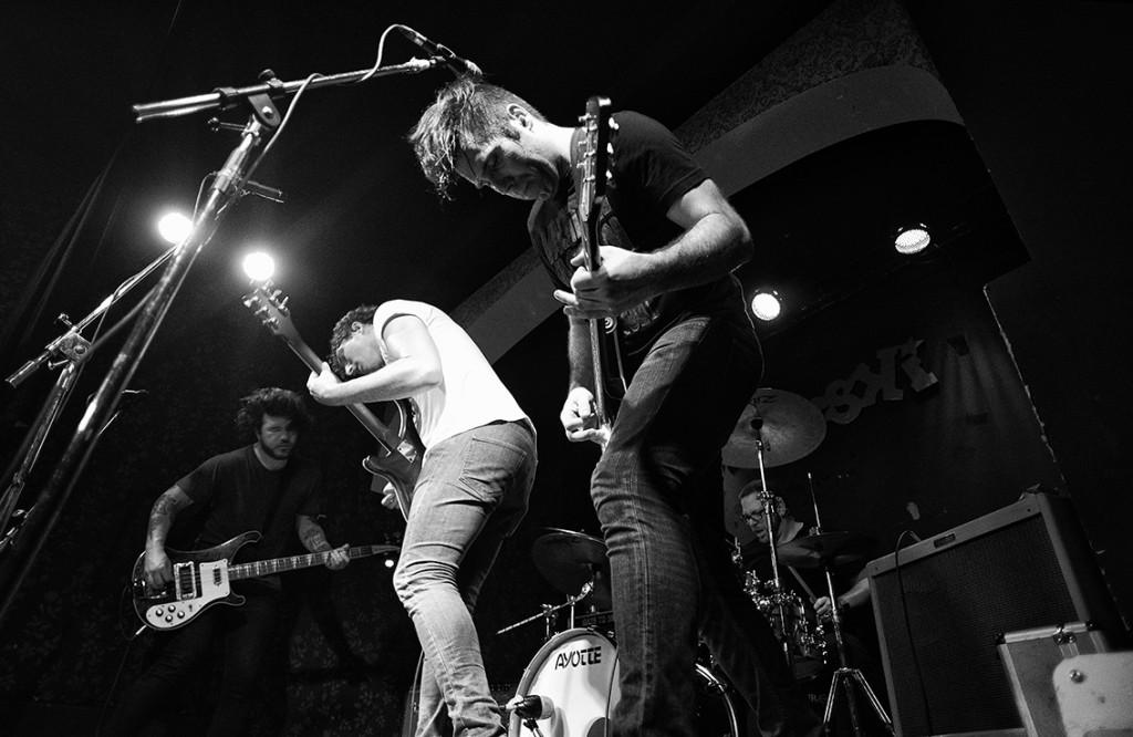 SONIC AVENUES (Montreal, CANADA) Bukowski, Egia, Donostia. 2014/V/22 PHOTO: J.A.Areta Goñi (JUXE)