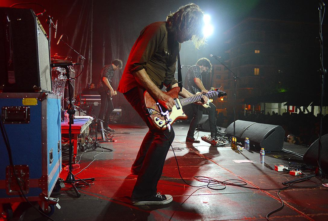 THE APE (Australia) Andoaingo 7. Rock festibala. 2014/VI/14 PHOTO: J.A.Areta Goñi (JUXE)