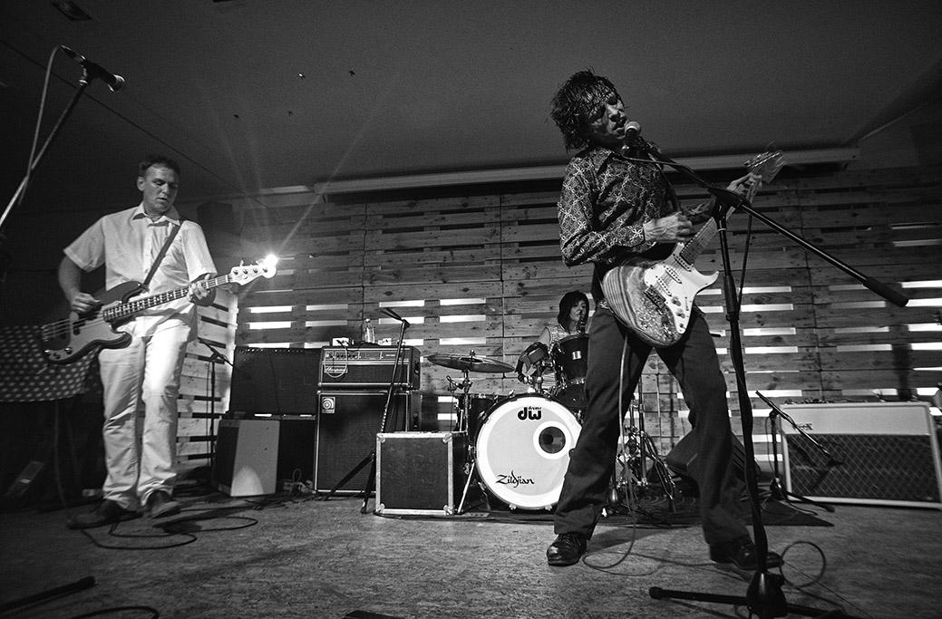 THE SCHIZOPHONICS (San Diego, CA, USA) Dabadaba, Donostia 2015/X/7 PHOTO: J.A.Areta Goñi (JUXE)