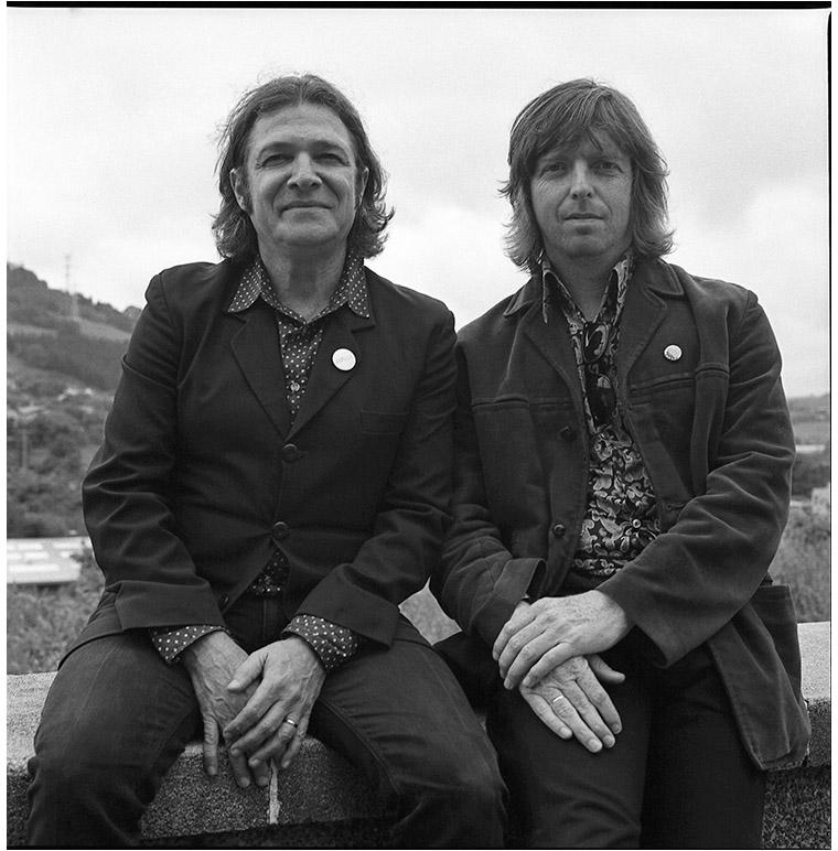 Don Mariani & Ashley Naylor-DM3. Photo: J.A.Areta Goñi (JUXE)