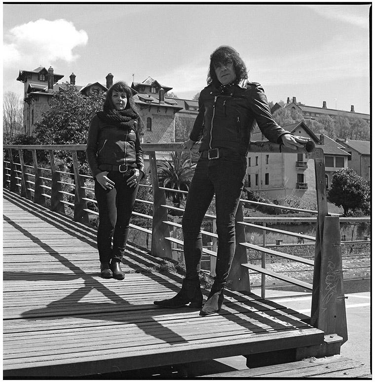 Lubna & Francy - THE WYLDE TRYFLES.Photo: J.A.Areta Goñi (JUXE)