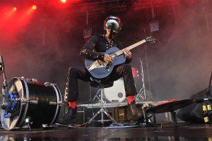 BOB LOG III-ANDOAINGO ROCK FESTIBALA-2012