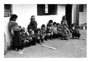 ESCUELA, CHIMBORAZO, COMUNIDAD SAN PABLO, PULINJI, ECUADOR