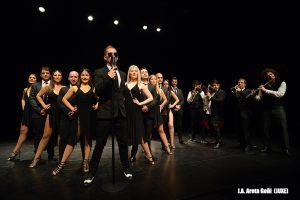 Escuela de Baile Swing Jon Ochoa.